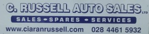 Ciaran Russell Auto Sales
